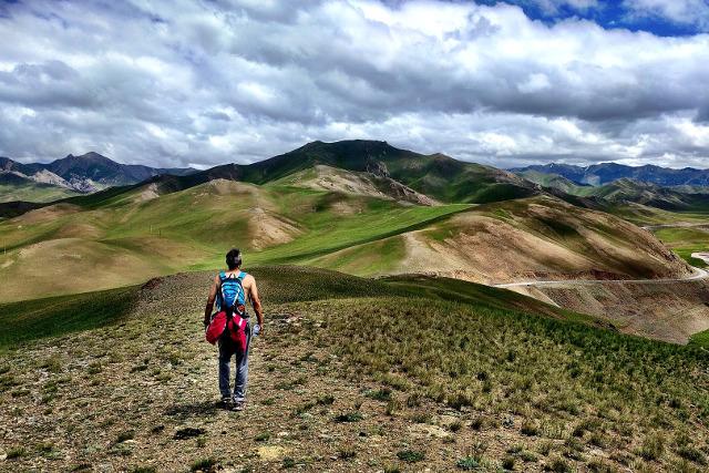 L'immensité du Tadjikistan